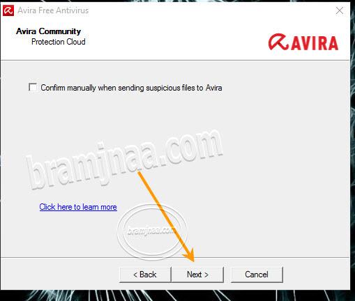 Avira Free Antivirus 5