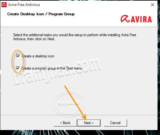 Avira Free Antivirus 6
