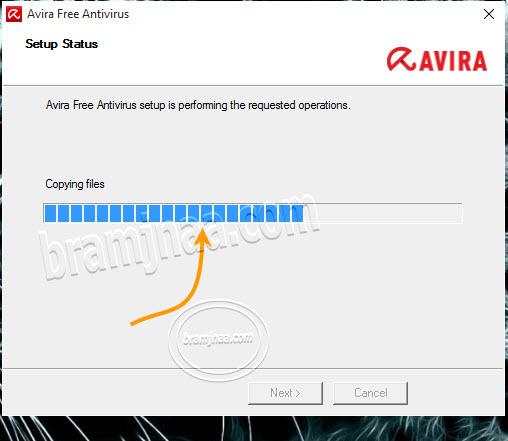 Avira Free Antivirus 7