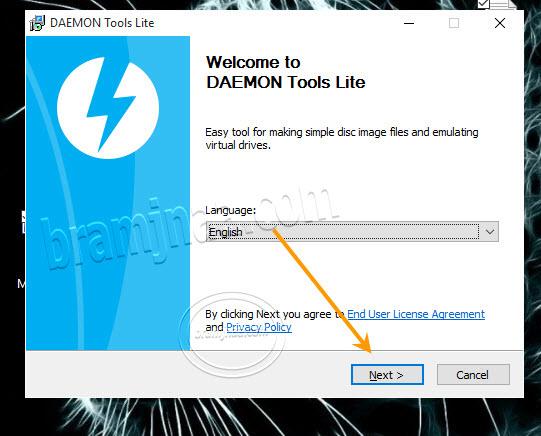DAEMON Tools Lite 3