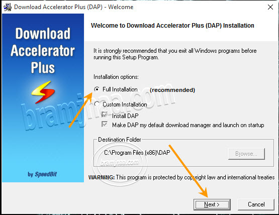 Download Accelerator Plus 1