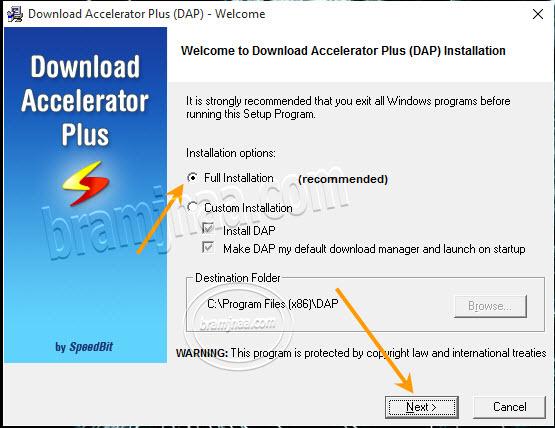 Download Accelerator Plus 1