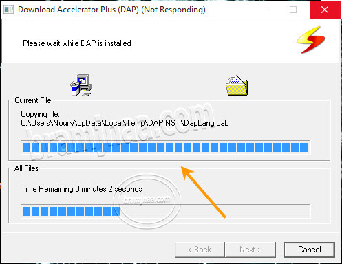 Download Accelerator Plus 4