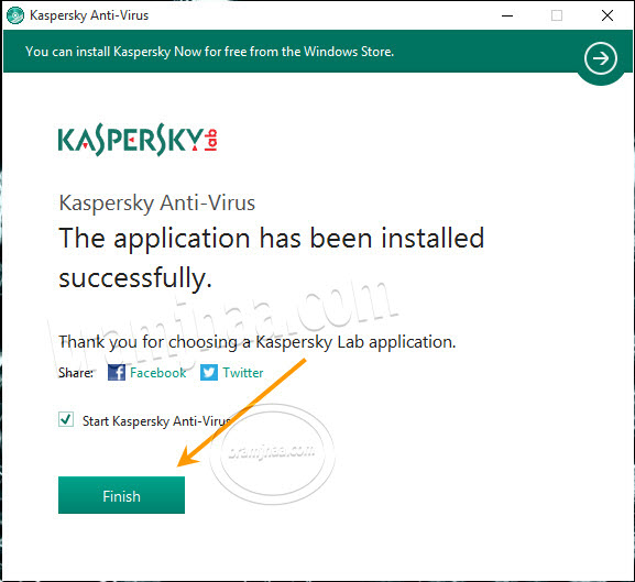 Kaspersky AntiVirus 6