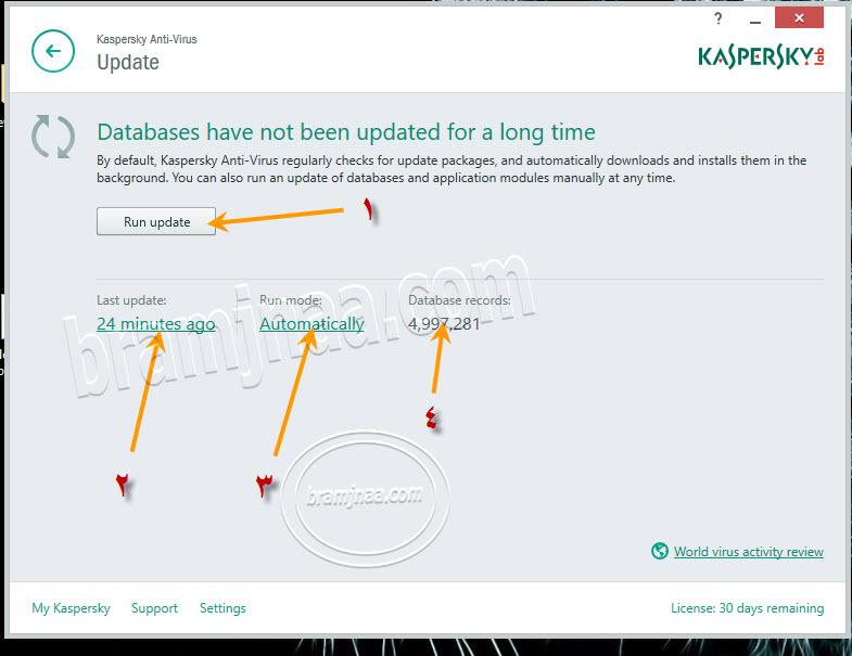 Kaspersky AntiVirus 9