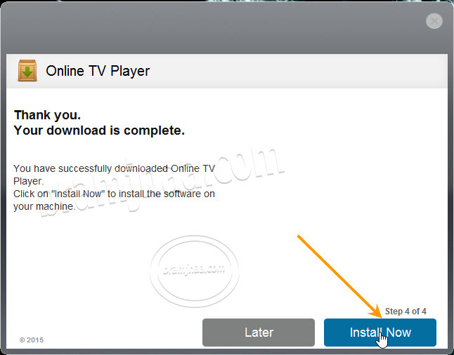 Online TV Player 3