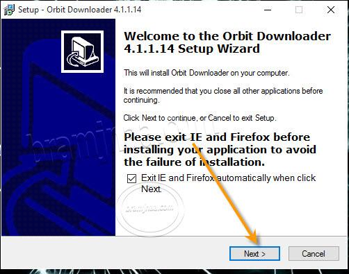 Orbit Downloader 1