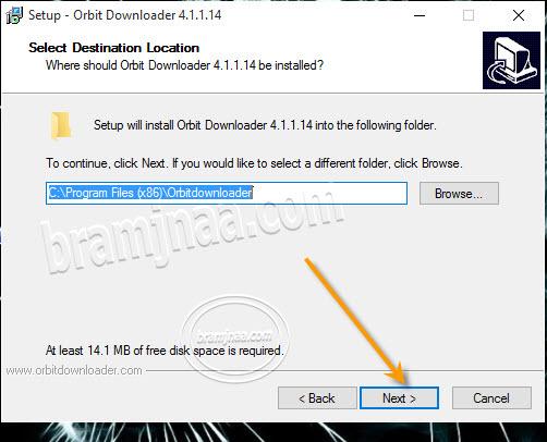 Orbit Downloader 3
