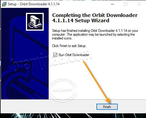 Orbit Downloader 8
