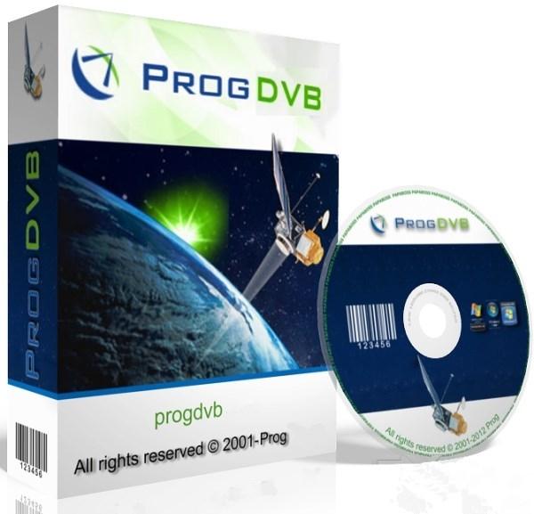 شرح وتحميل برنامج ProgDVB لتشغيل التلفزيون والراديو اونلاين