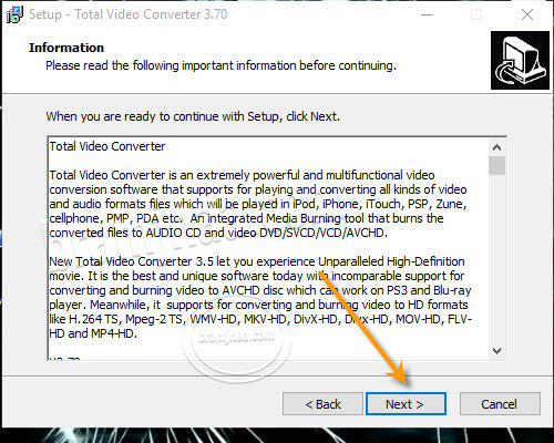 Total Video Converter 2