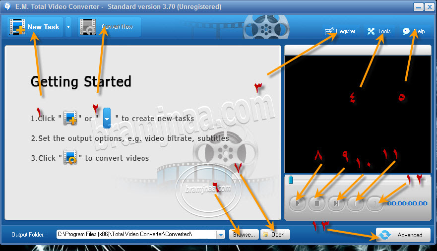 Total Video Converter 9