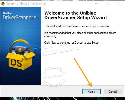 Uniblue Driver Scanner 2