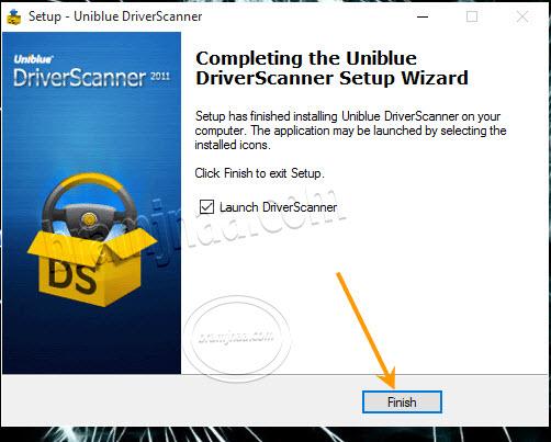 Uniblue Driver Scanner 9