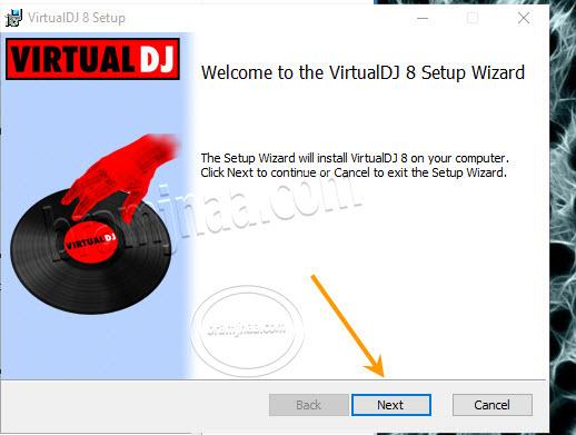 Vitrtual DJ 1