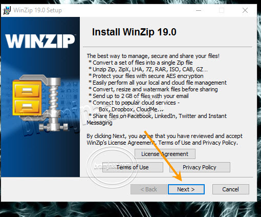 WinZip 01