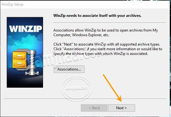 WinZip 08