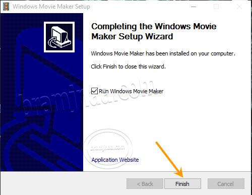 Windows Movie Maker 3