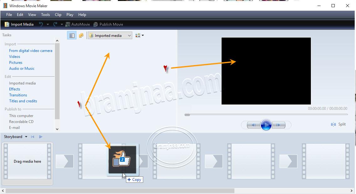 Windows Movie Maker 5