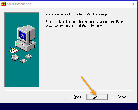 Y! Multi Messenger 6