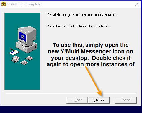 Y! Multi Messenger 7