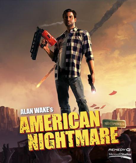 alan wake american nightmare لعبة11