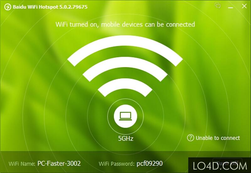 baidu wifi hotspot 2017