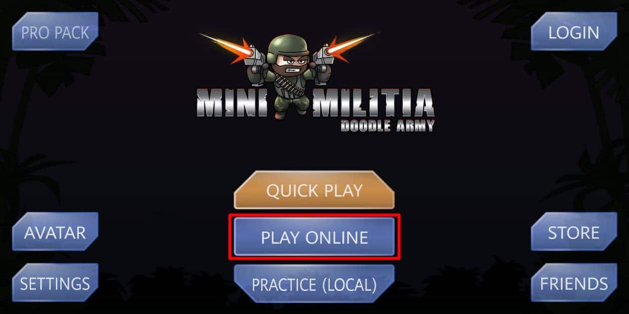 Mini-Militia-Friends-1 ألعاب