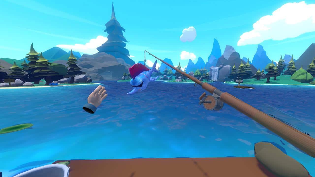 لعبة صيد الأسماك للأطفال2019