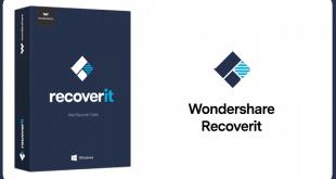 تحميل برنامج Wondershare Recoverit لاستعادة الملفات المحذوفة