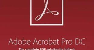 تحميل برنامج adobe acrobat reader dc لتشغيل ملفا pdf