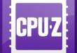 تحميل برنامج cpu z للكمبيوتر