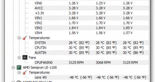 تحميل برنامج HWMonitor لقياس درجة حرارة الكمبيوتر