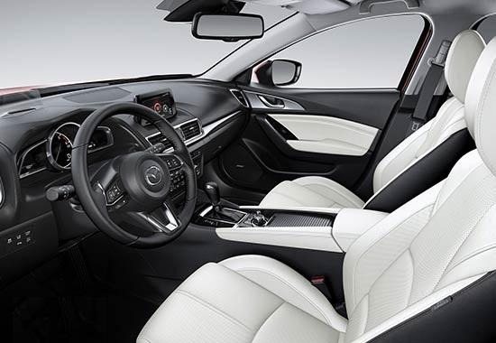 سيارة مازدا 3 2020 مميزات وعيوب وأسعار ومواصفات