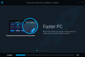 شرح برنامج Advanced systemcare