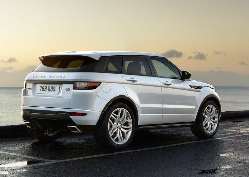رانج روفر ايفوك range rover evouqe