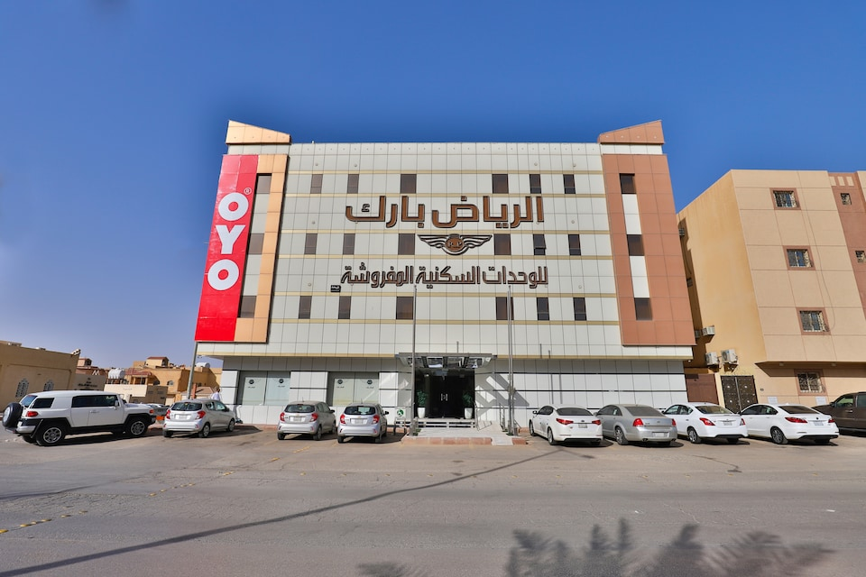 OYO 262 Riyadh park