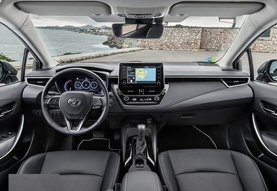 سيارة تويوتا كورولا 2019 مميزات وعيوب وأسعار ومواصفات