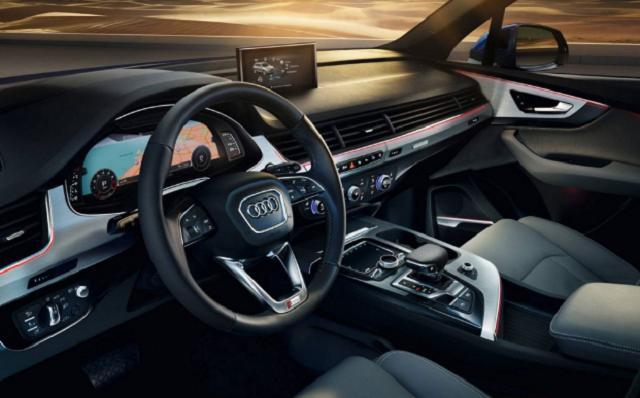 أودي Audi Q7 2018
