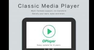 برنامج OPlayer HD