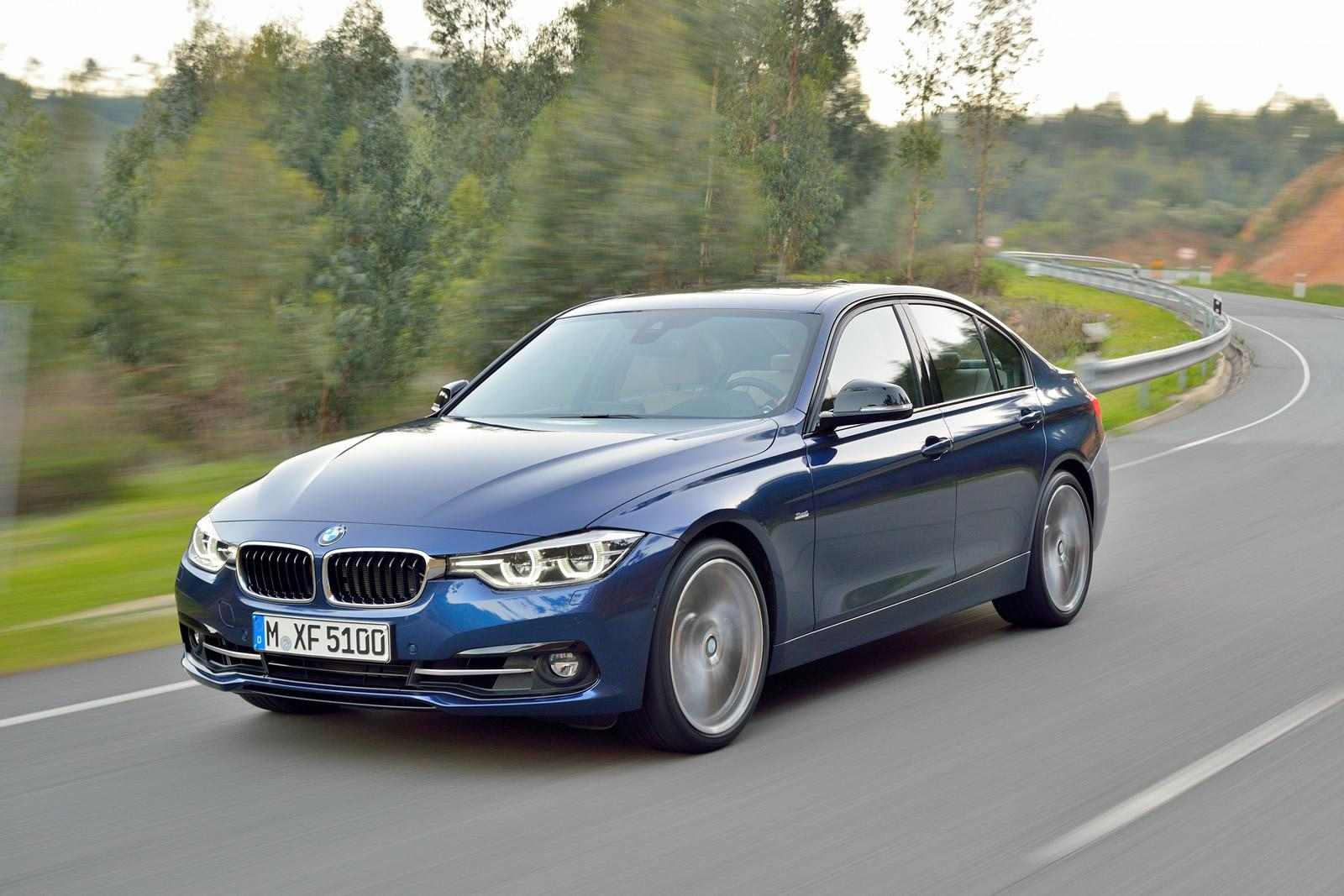 بي ام دبليو BMW 320I 2017