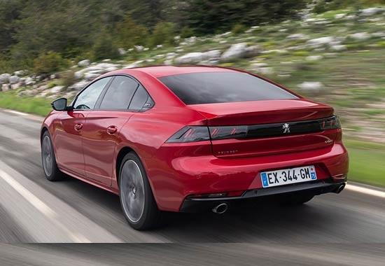 سيارة بيجو 508 2020 مميزات وعيوب وأسعار ومواصفات