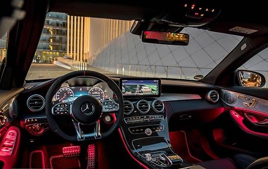 سيارة مرسيدس سي 180 2019 مميزات وعيوب وأسعار ومواصفات
