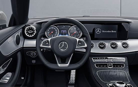 سيارة مرسيدس إي 300 2019 مميزات وعيوب وأسعار ومواصفات