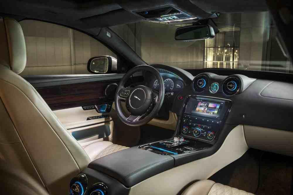 جاجوار jaguar xj