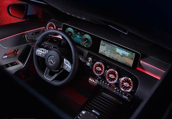 سيارة مرسيدس سي إل آيه 180 2020 مميزات وعيوب وأسعار ومواصفات