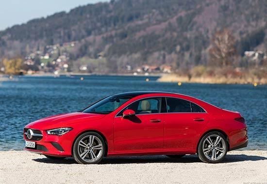 سيارة مرسيدس سي إل آي 200 2020 مميزات وعيوب وأسعار ومواصفات