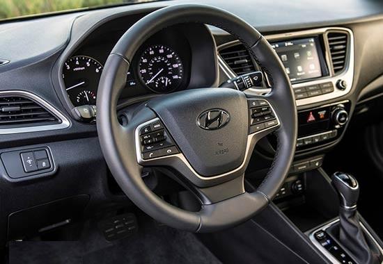 سيارة هيونداي اكسينت 2020 مميزات وعيوب وأسعار ومواصفات