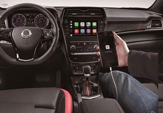 سيارة سانج يونج تيفولي 2020 مميزات وعيوب وأسعار ومواصفات