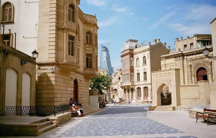 المدينة القديمة باكوز